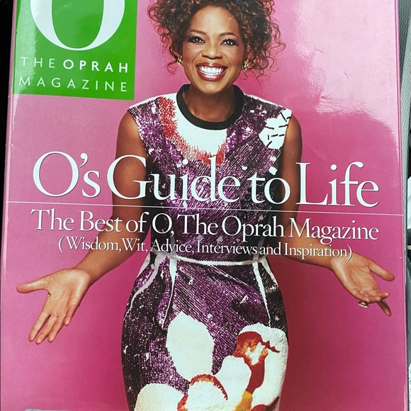 O'S GUIDE TO LIFE :Best of O, the Oprah Magazine